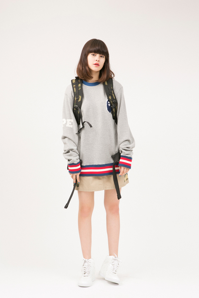 A Bathing Ape Ladies 2013 Fall/Winter Lookbook