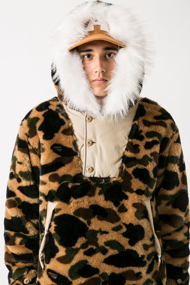 A Bathing Ape 2013 Fall/Winter Lookbook