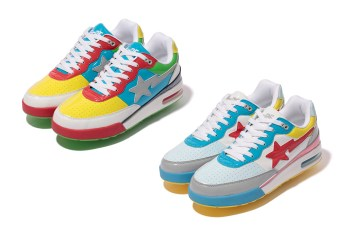 A Bathing Ape 2013 Summer PATENT MULTI ROAD STA
