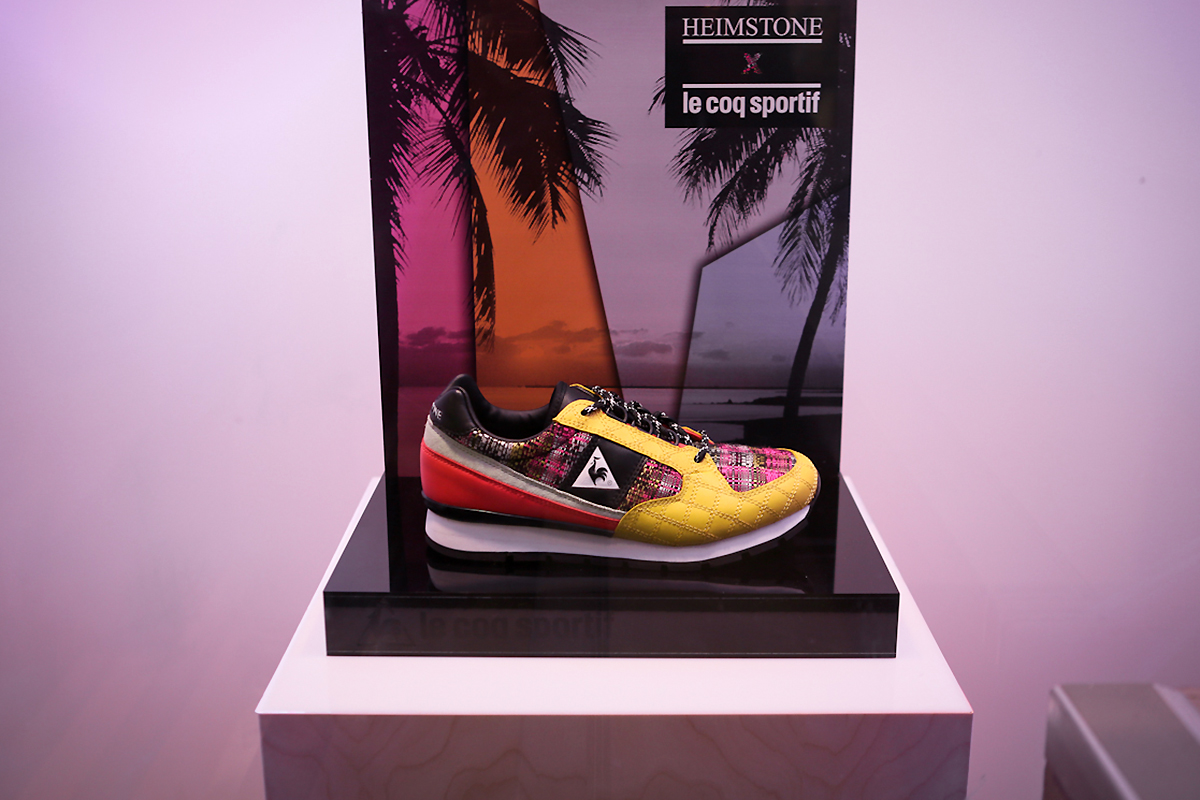 A Conversation with Marc Chamberlain of le coq sportif