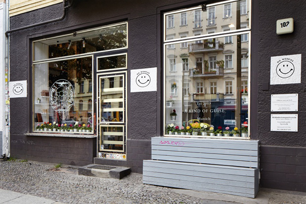 a kind of guise berlin pop up store