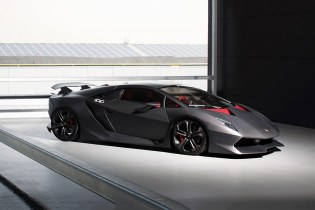 A Look at the Lamborghini Sesto Elemento
