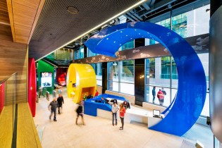 A Look Inside Google's Dublin Headquarters