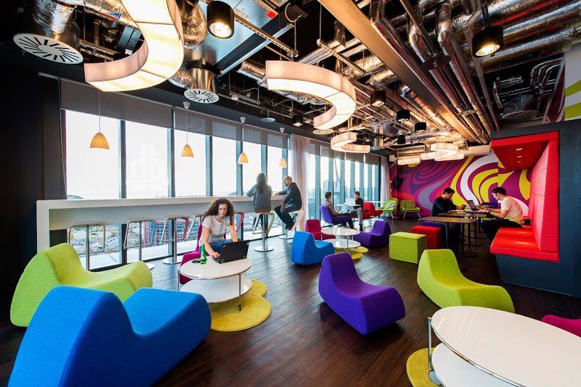 a look inside googles dublin headquarters