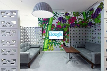 A Look Inside Google's Tokyo Headquarters