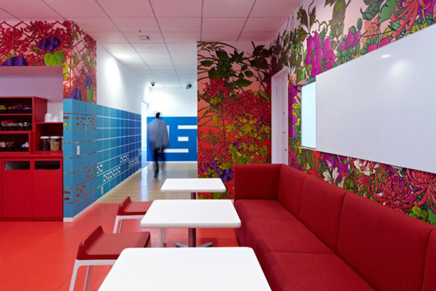 A Look Inside Google's Tokyo Headquarters