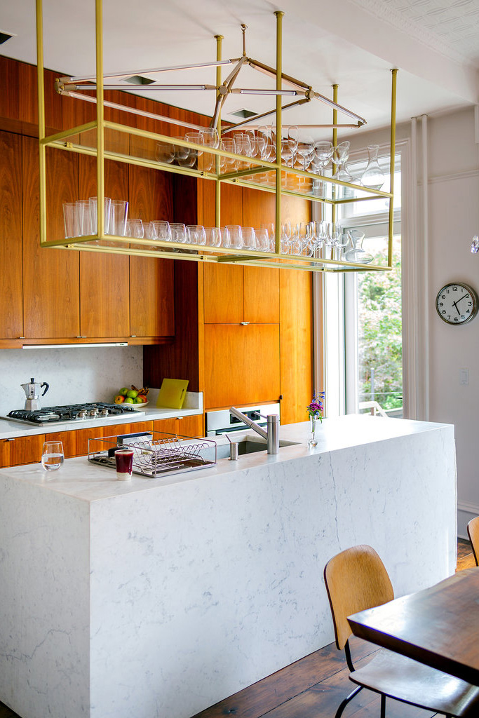 A Look Inside Mike D's Brooklyn Townhouse