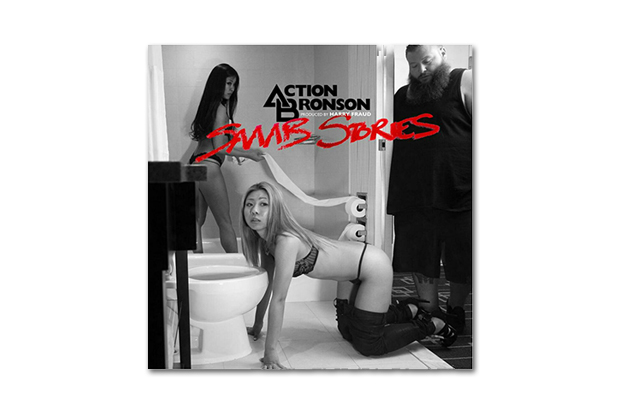 Action Bronson & Harry Fraud – SAAAB STORIES (EP Stream)