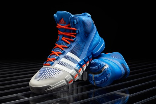 adidas Crazyquick Blue/Silver/Orange