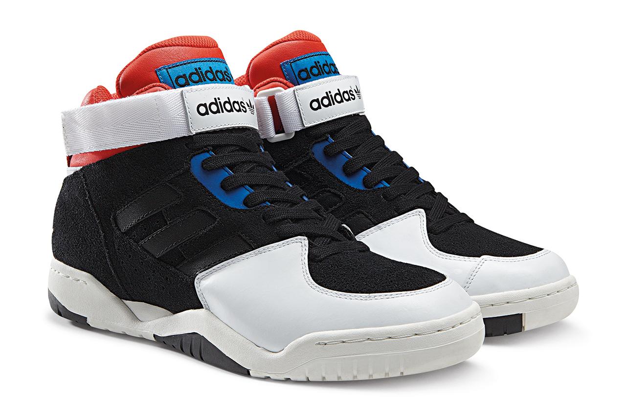 adidas Originals 2013 Fall/Winter Enforcer Mid