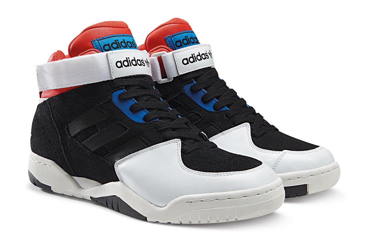 adidas Originals 2013 Fall/Winter Enforcer Mid