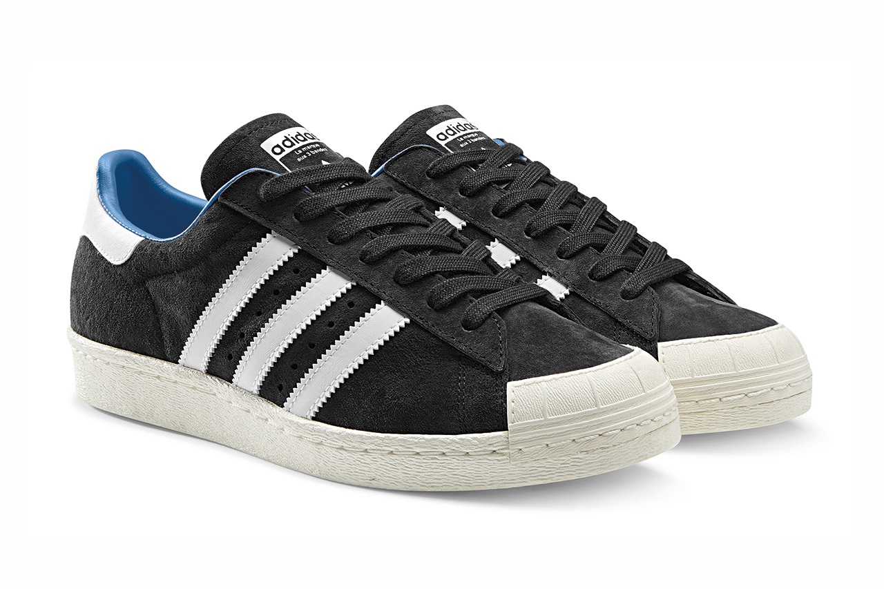 adidas Originals 2013 Fall/Winter Halfshell Footwear Pack