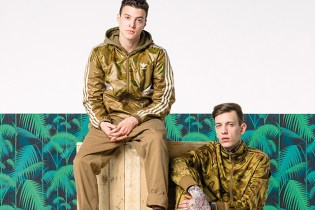 adidas Originals 2013 Fall/Winter Lookbook