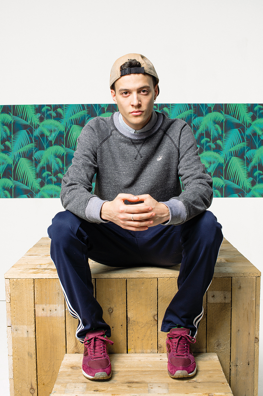 adidas originals 2013 fall winter lookbook