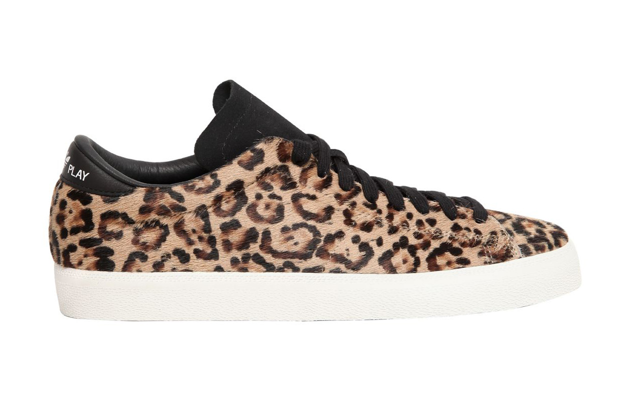 adidas originals blue 2013 fall winter leopard pack