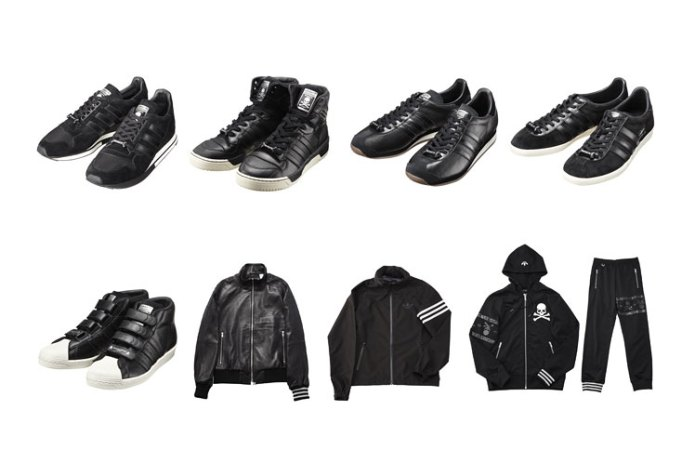adidas Originals by mastermind JAPAN 2013 Summer Collection