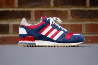 adidas Originals ZX700 Navy/Red