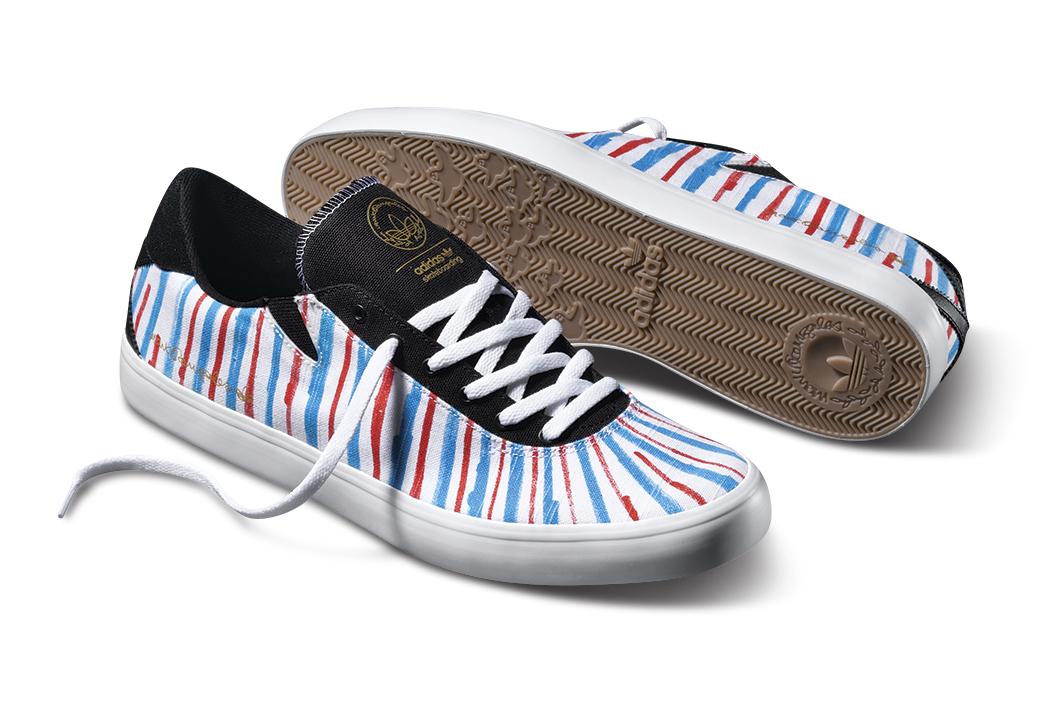 adidas Skateboarding 2013 Fall Gonz Pro