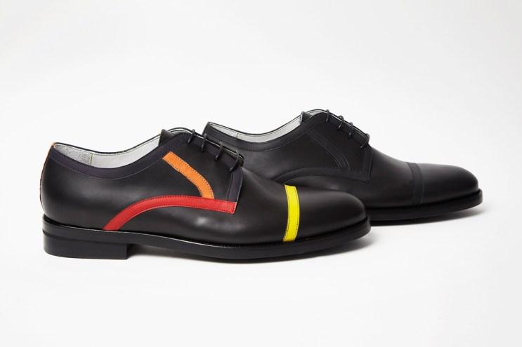 Agi & Sam x Oliver Sweeney 2014 Spring/Summer Footwear Collection
