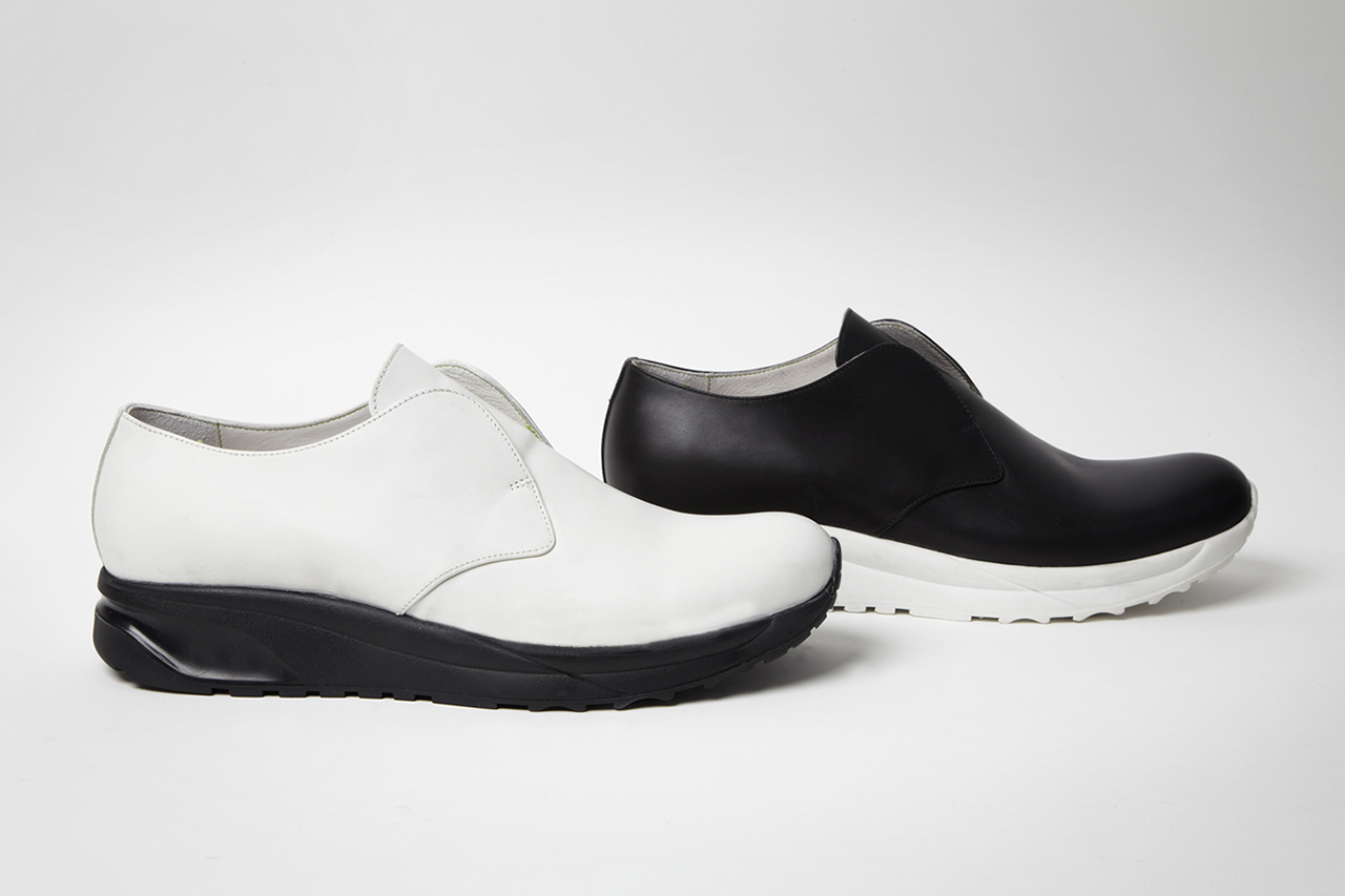 Agi & Sam x Oliver Sweeney 2014 Spring/Summer Footwear Collection