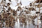 "Ai Wei Wei ""Bang"" Installation at Venice Art Biennale 2013"