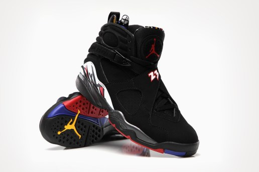 "Air Jordan VIII Retro ""Playoffs"""