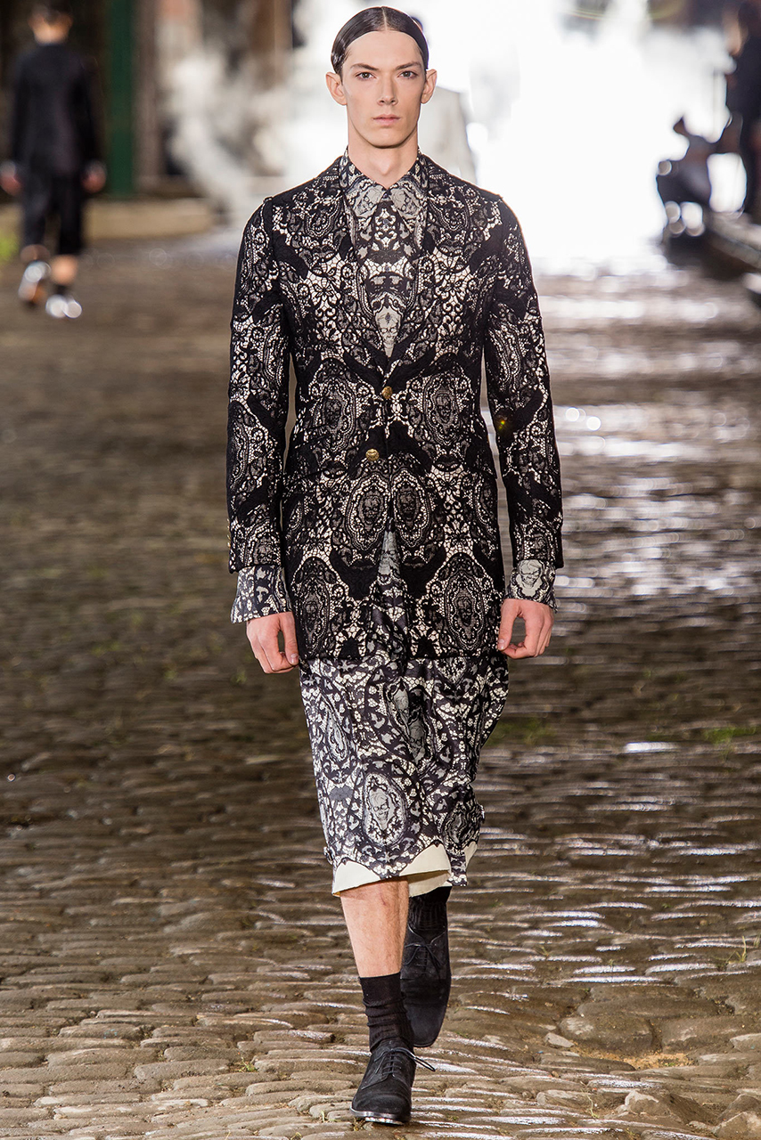 Alexander McQueen 2014 Spring/Summer Collection