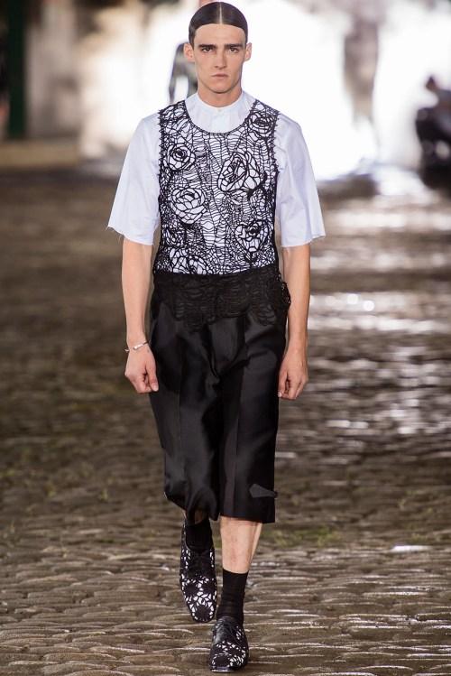 Alexander McQueen 2014 Spring/Summer Collection