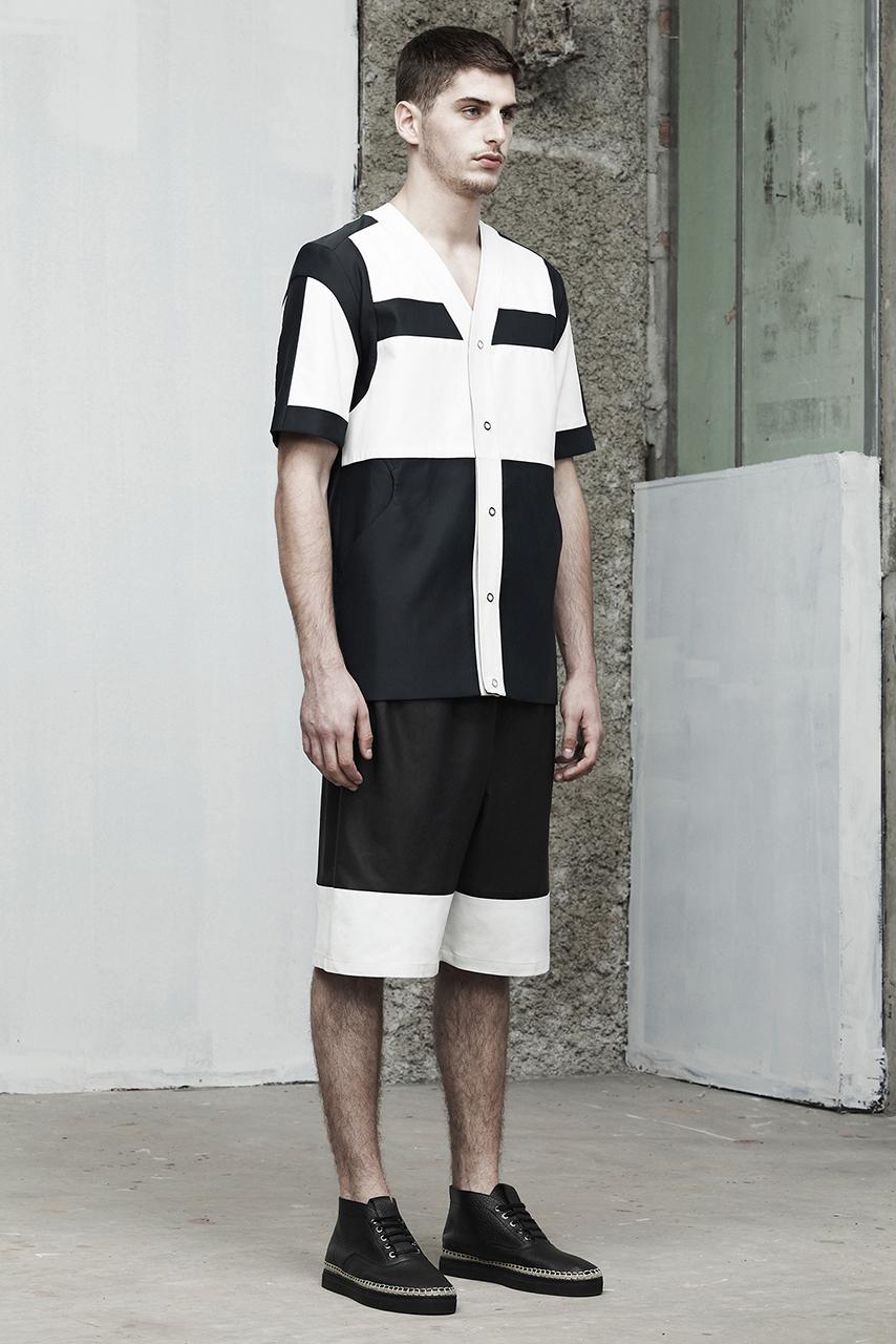 alexander wang 2014 spring collection