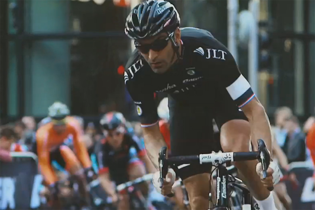 """Andrew Telling's """"Nowhere to Nowhere"""" Explores Mental Exhaustion In Cycling"""