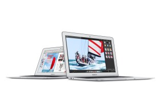 Apple Unveils the Updated MacBook Air