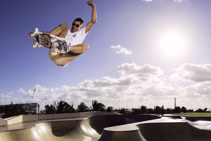 Arto Saari: The Skateboarder Turned Photographer