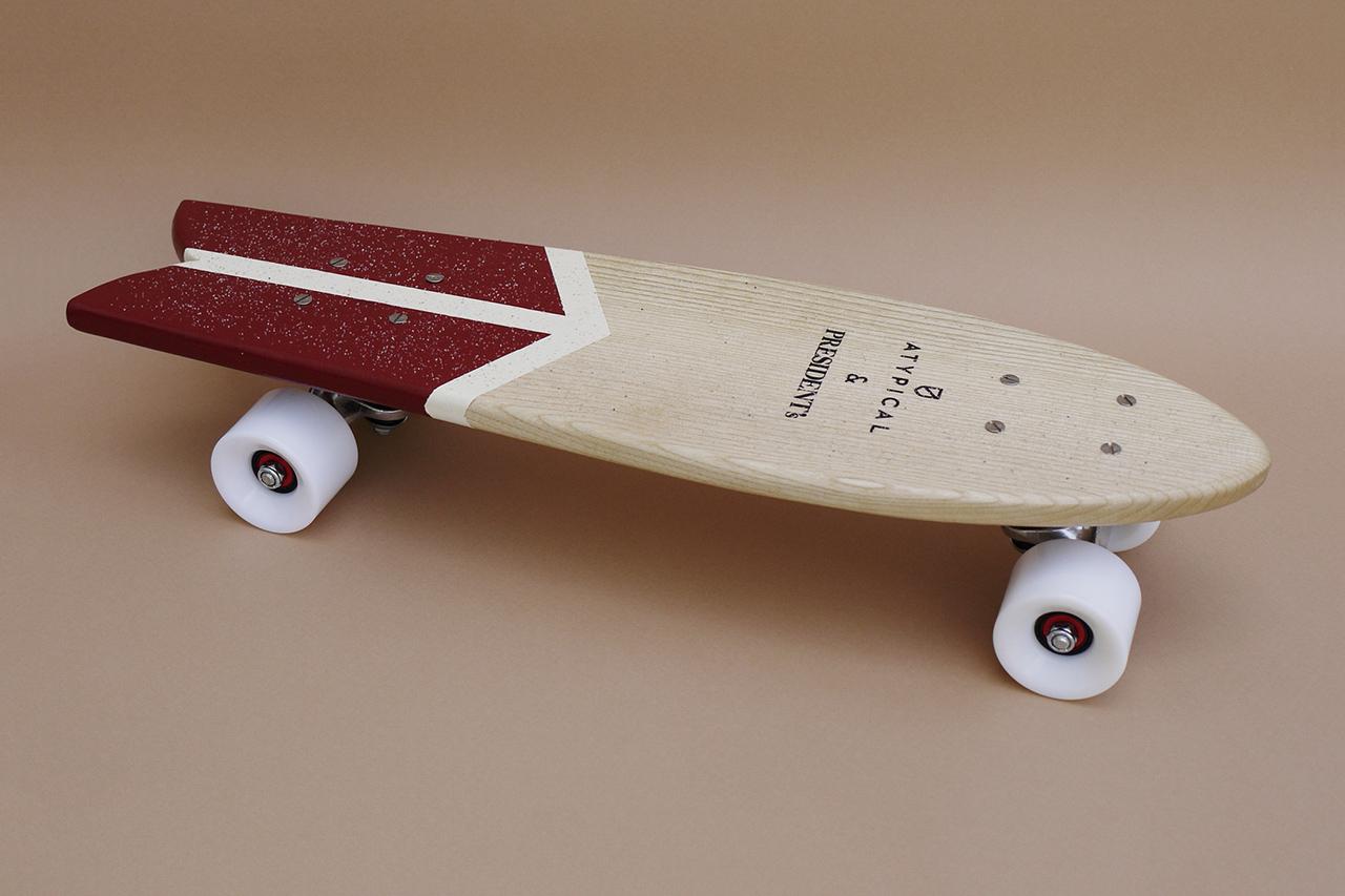 President's x Atypical Skateboard