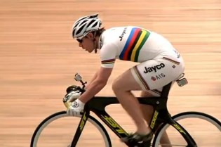 Australian Olympic Cyclist Shane Perkins Tests the Limits of Humans