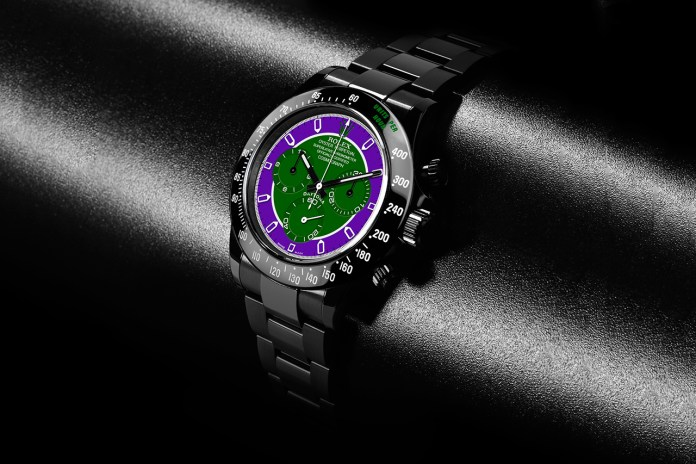 "Bamford Watch Department ""Game, Set & Match"" Special Edition Daytona"