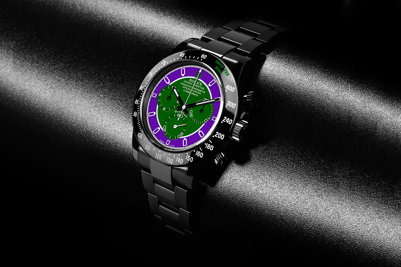 bamford watch department game set match special edition daytona