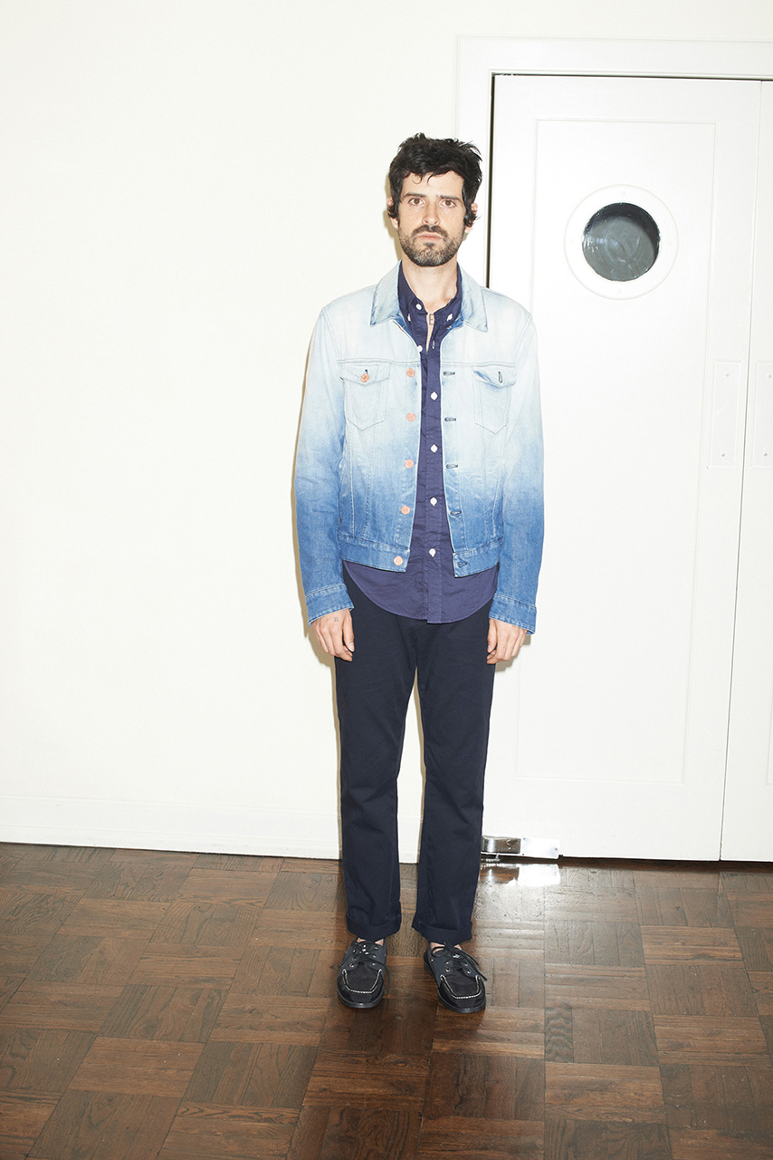 Band of Outsiders 2014 Spring/Summer Collection