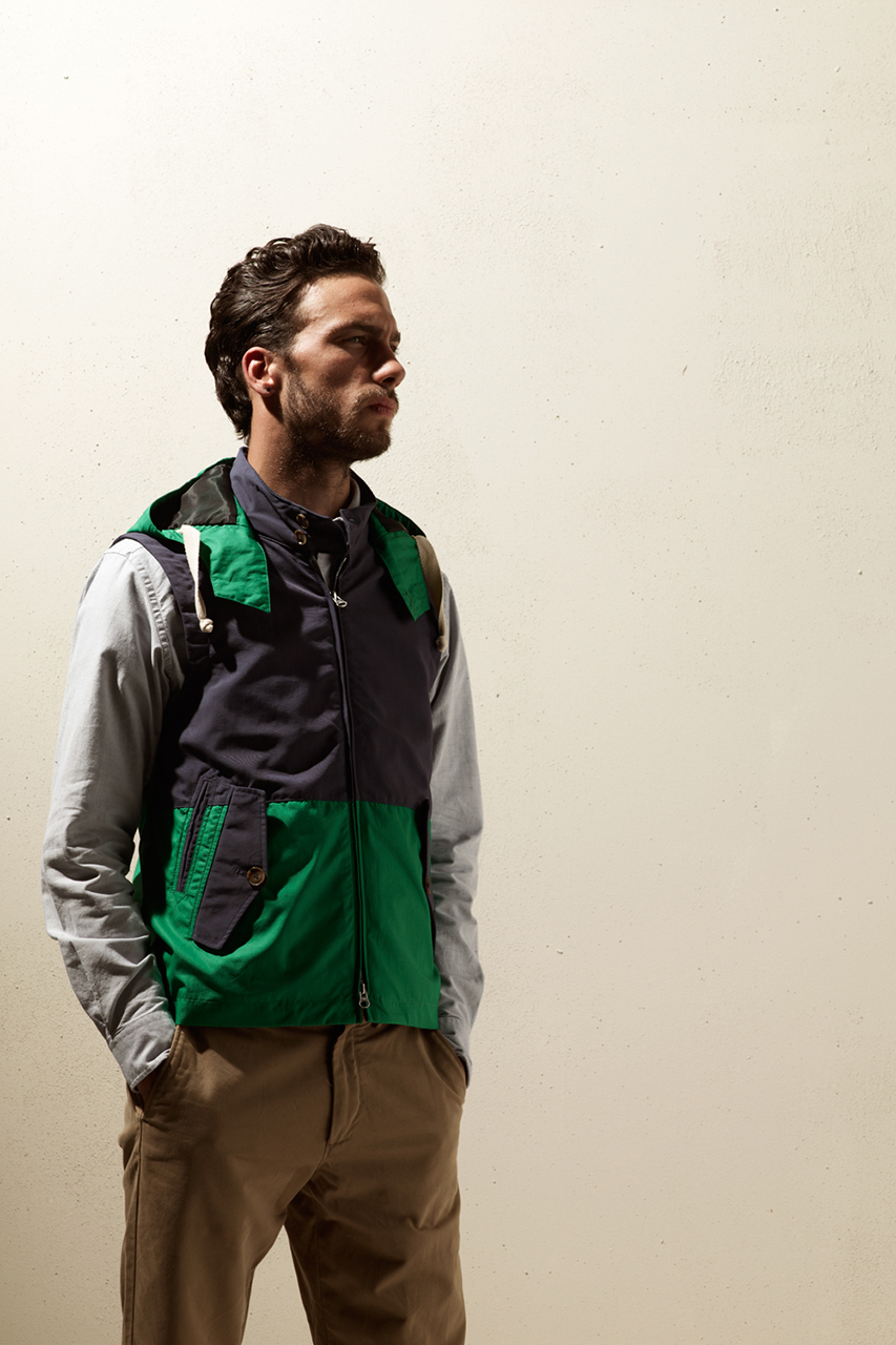Baracuta 2014 Spring/Summer Collection