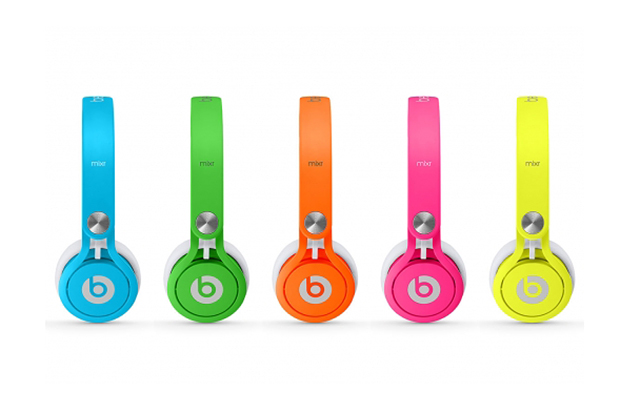 Beats by Dre 2013 Neon Mixr