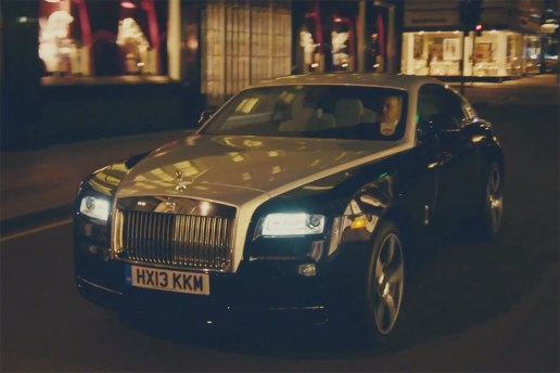Behind the Wheel of the 2014 Rolls-Royce Wraith