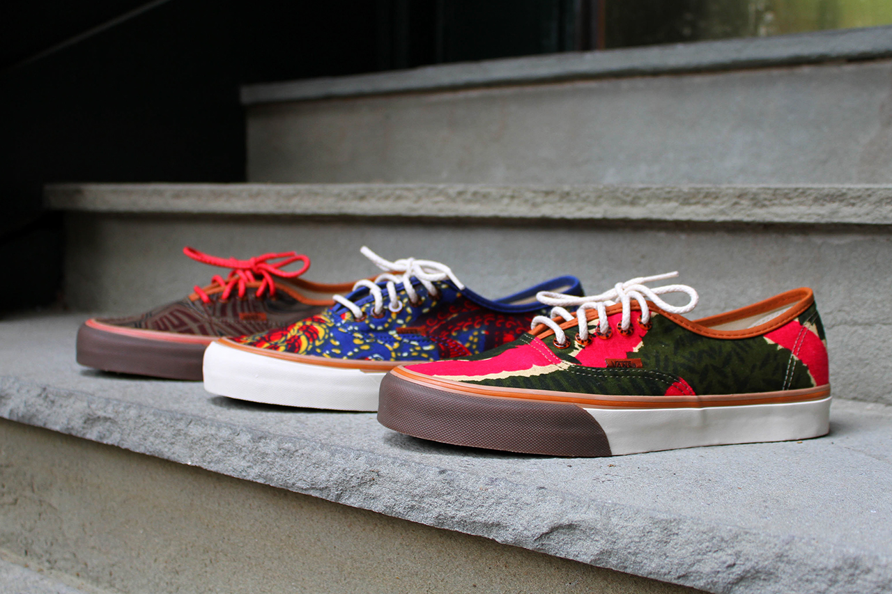 Bodega x Vans Vault 'Coming to America' Pack
