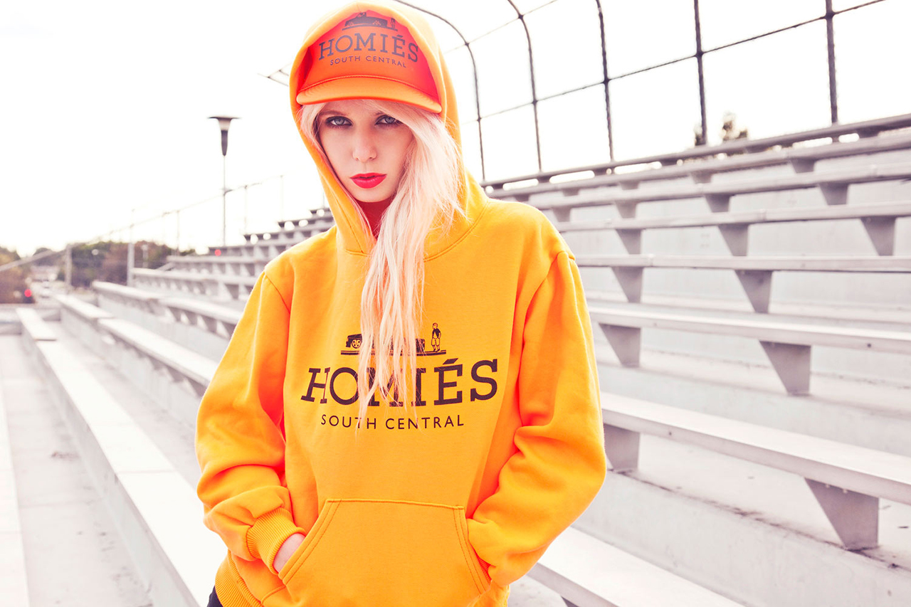 Brian Lichtenberg Talks About the HOMIES Collection and His Thoughts On Streetwear