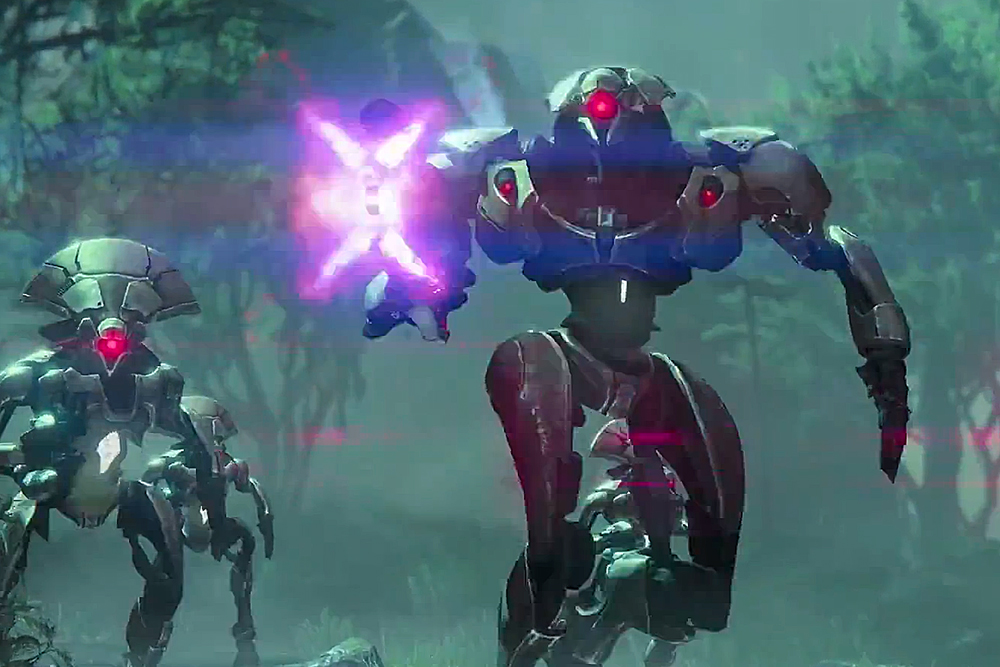 Bungie's Destiny Gameplay Trailer