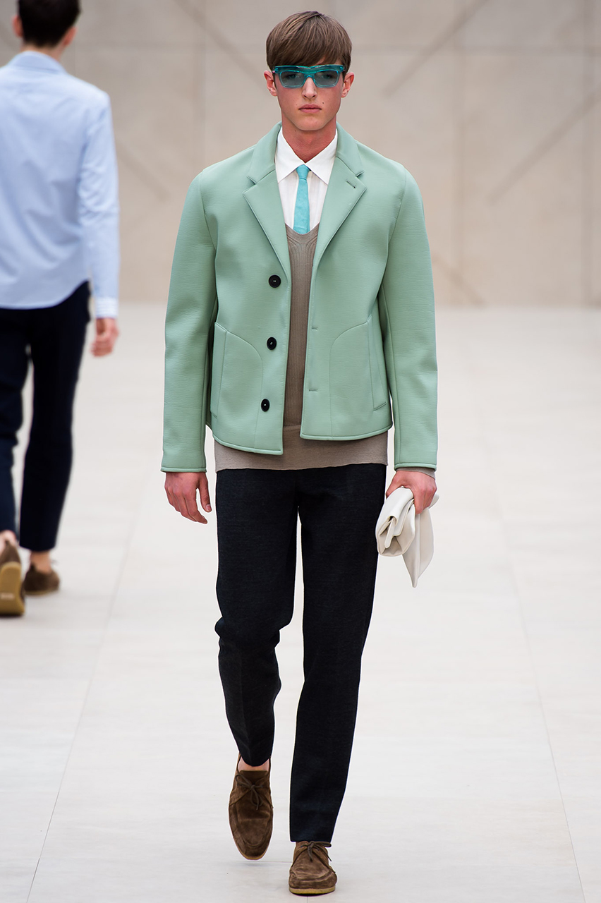 burberry prorsum 2014 spring collection