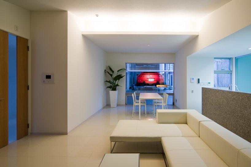Case Study House by Kenji Yanagawa
