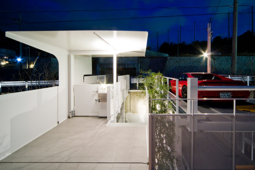 Case Study House by Kenji Yanagawa