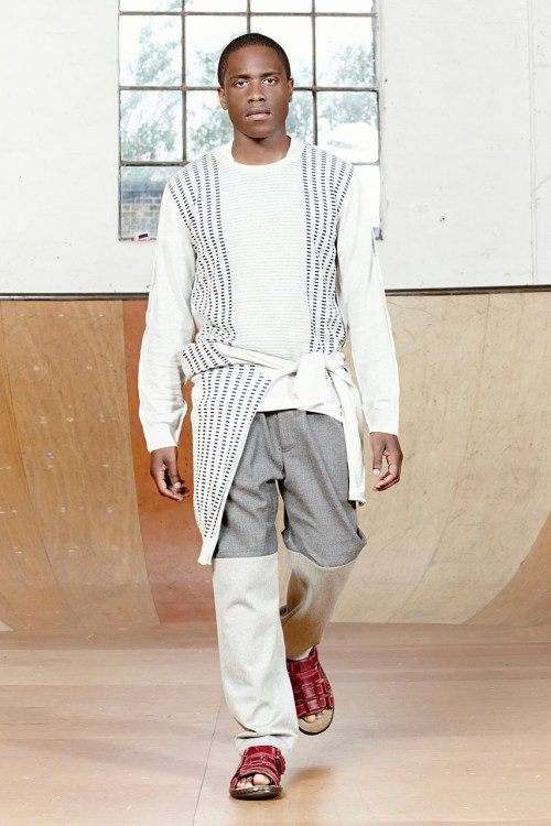 "Casely-Hayford 2014 Spring/Summer ""Secret Colonies"" Collection"