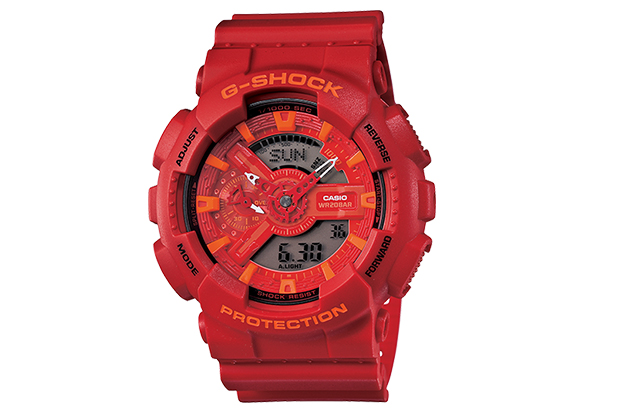 "Casio G-Shock 2013 Summer ""Red, White and Blue"" Collection"