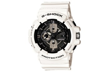 """Casio G-Shock 2013 Summer """"White and Black Series"""" Collection"""