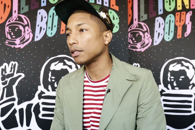 Celebrating a Decade of Billionaire Boys Club with Pharrell Williams